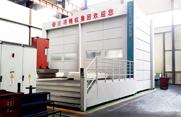 Italy PAMA boring and milling machining center